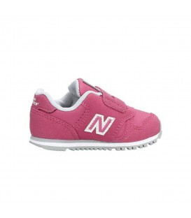 ZAPATILLAS NEW BALANCE KIDS LIFESTYLE VELCRO KV373PFI ROSA