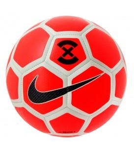 Balón de fútbol sala Nike Menor X de color rojo al mejor precio y gastos de envío gratis en chemasport.es