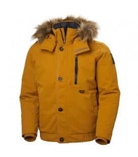 Cazadora para hombre Helly Hansen Bardu bomber 53068_217 de color naranja al mejor precio y gastos de envío gratis en chemasport.es