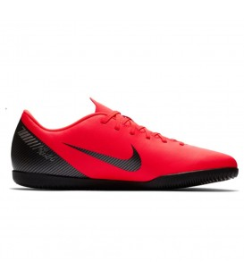 ZAPATILLAS FUTBOL SALA NIKE VAPORX CLUB CR7 IC ROJO