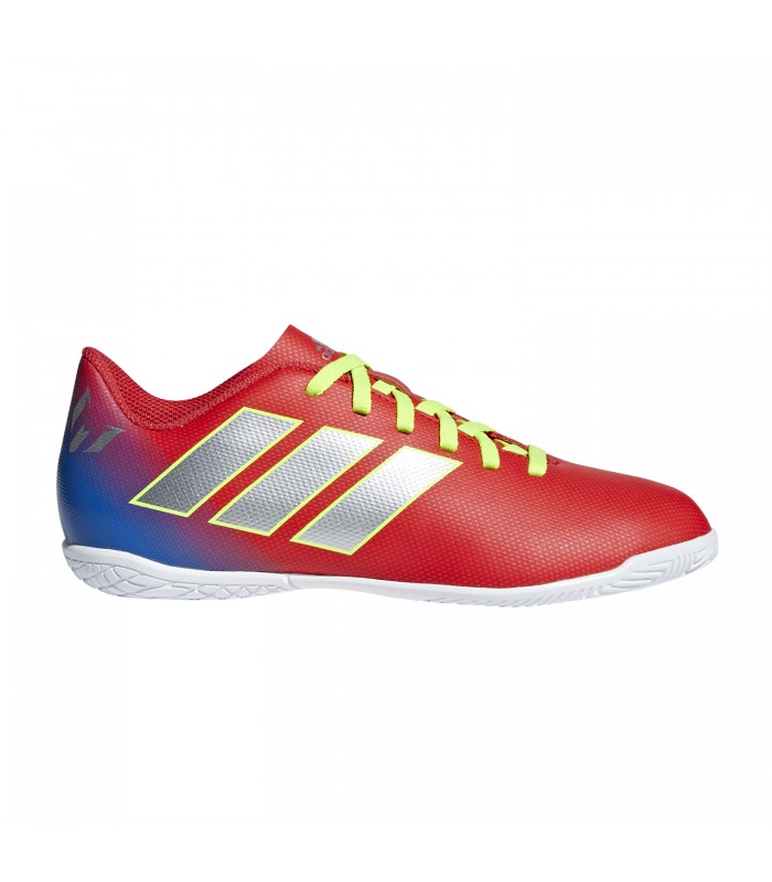 61fea99637 ZAPATILLAS DE FÚTBOL SALA ADIDAS NEMEZIZ MESSI 18.4 IN JUNIOR. 39,95 €.  adidas PERFORMANCE. ZAPATILLAS FÚTBOL SALA ADIDAS NEMEZIZ MESSI 18.4 IN J