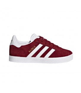ZAPATILLAS ADIDAS GAZELLE C CQ2914 GRANATE