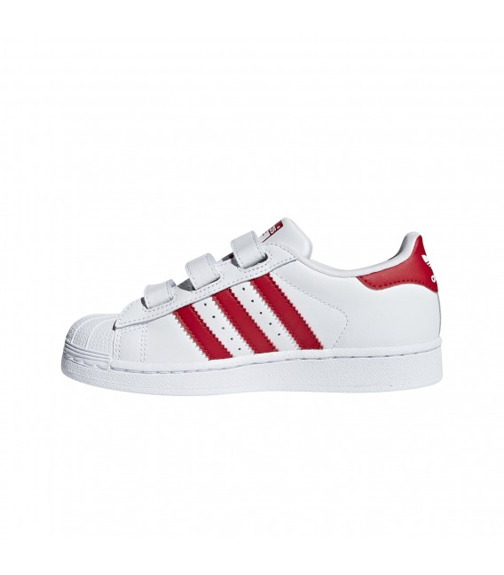 new arrival 62fdc bae61 ZAPATILLAS ADIDAS SUPERSTAR CF C CG6622 BLANCO ROSA