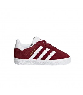 ZAPATILLAS ADIDAS GAZELLE I CQ2925 GRANATE