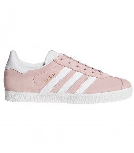 ZAPATILLAS ADIDAS GAZELLE JUNIOR BY9544 ROSA PALO