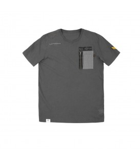 CAMISETA ALPHA INDUSTRIES UTILITY POCKET T