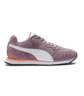 ZAPATILLAS PUMA VISTA JR ELDERBERRY 369539-04 ROSA