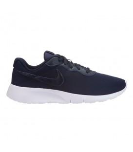 Comprar deportivas Nike Tanjun GS 818381-407 de color azul marino para mujer y niños al mejor precio en chemasport.es