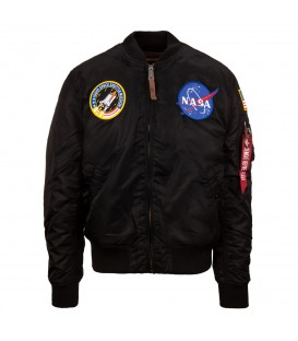 CAZADORA ALPHA INDUSTRIES MA-1 VF NASA
