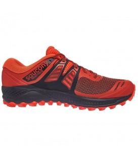 Zapatillas de trail para hombre Saucony Peregrine ISO S20483-36n de color naranja. Otros modelos de trail para hombre en chemasport.es