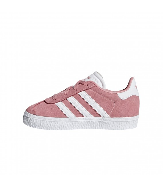 adidas gazelle rosa niño