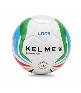 Balón de fútbol sala Kelme Olimpo LNFS 18/19 al mejor precio en tu tienda de deportes online en chemasport.es