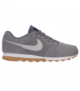 ZAPATILLAS NIKE MD RUNNER SUEDE AQ9211-002 GRIS