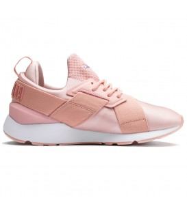 ZAPATILLAS PUMA MUSE SATIN EP 365534-12 ROSA