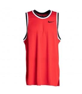 Camiseta de baloncesto para hombre Nike Dri-fit Classic AQ5591-657 de color rojo al mejor precio en tu tienda de baloncesto online chemasport.es