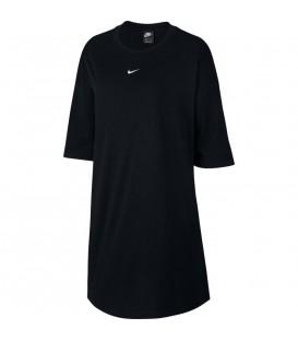 Vestido para mujer Nike Sportswear W AR3652-010 de color negro al mejor precio en tu tienda barata de deportes online chemasport.es