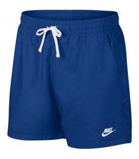 Pantalón corto de entrenamiento para hombre Nike Sportswear AR22382-438 de color azul al mejor precio en chemasport.es