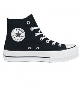 ZAPATILLAS CONVERSE CHUCK TAYLOR ALL STAR LIFT 560845C NEGRO