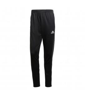 Comprar pantalón de fútbol para hombre adidas CORE 18 CE9036 de color negro al mejor precio en tu tienda de deportes online chemasport.es