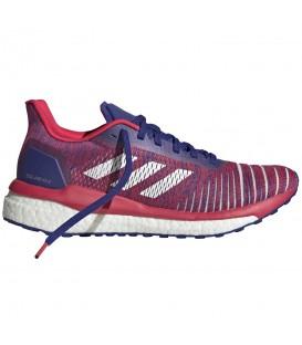 Comprar deportivas de running para mujer adidas solardrive W B96232 al mejor precio en tu tienda de running online chemasport.es