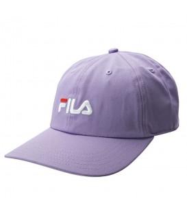 Comprar gorra unisex ajustable Fila Dad Cap 685034-Violeta al mejor precio en tu tienda de moda en Pontevedra chemasport.es
