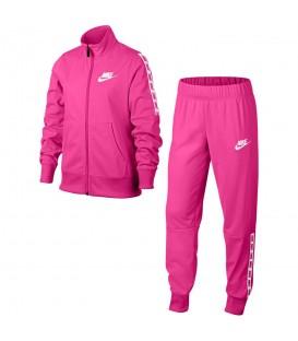 Comprar chándal para niños Nike Sportswear 939456-686 de color rosa al mejor precio en chemasport.es
