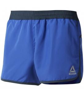 Comprar pantalón corto para hombre Reebok reto DU4006 de color azul para todo tipo de entrenamientos en tu tienda de deportes online