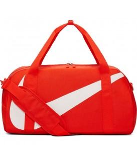 Comprar bolsa de deporte Nike Gym Club BA5567-634 de color rojo al mejor precio en chemasport.es