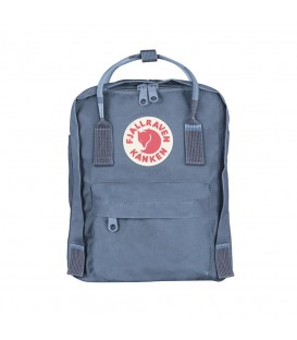 Comprar mochila Fjällraven Kanken Mini F23561-519-925 de color azul al mejor precio en chemasport.es