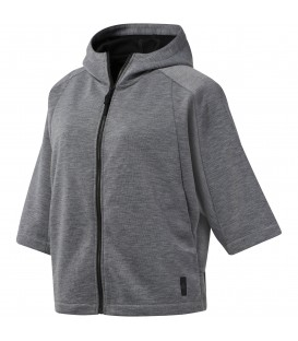 CHAQUETA REEBOK TRAINING SUPPLY FULL-ZIP