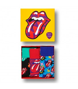 CALCETINES HAPPY SOCKS ROLLING STONES BOX SET