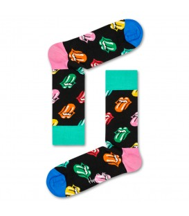 CALCETINES HAPPY SOCKS ROLLING STONES PAINT BRIGHT