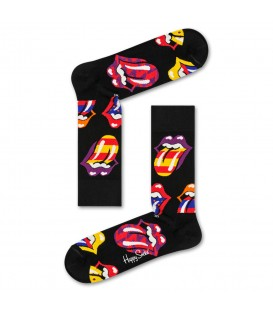 Comprar calcetines Happy Socks de los Rolling Stones, el modelo Out of control de los Rolling Stones son calcetines de Happy Socks.