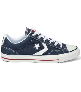 ZAPATILLAS CONVERSE STAR PLAYER OX M 144150C AZUL MARINO