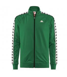 CHAQUETA KAPPA ANNISTON AUTHENTIC VERDE