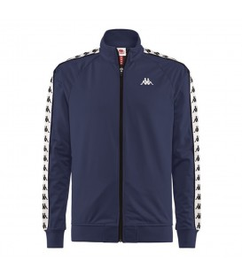 CHAQUETA KAPPA ANNISTON AUTHENTIC AZUL MARINO