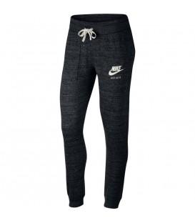 Comprar pantalón para mujer Nike Sportswear Vintage Pants 883737-010 de color azul marino al mejor precio.
