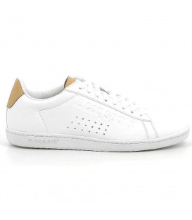 ZAPATILLAS LE COQ SPORTIF COURTSET OPTICAL 1910033 BLANCO