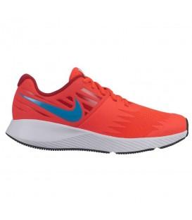 Comprar zapatillas de running Nike Star Runner GS 907254-603 de color naranja al mejor precio en tu tienda de deportes online chemasport.es