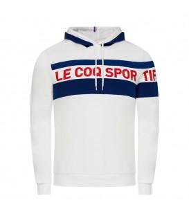 Comprar sudadera con capucha de Le Coq Sportif para hombre 1911308 al mejor precio en tu tienda de deportes online chemasport.es