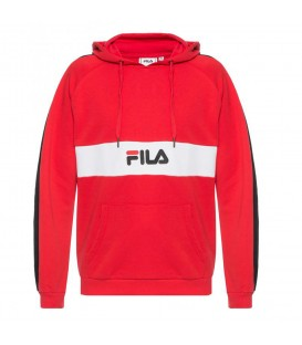 SUDADERA FILA TRUE RED 687033 ROJO
