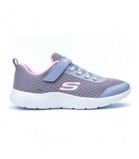Comprar deportivas de Skechers para niños Dyna-Lite con plantilla memory foam al mejor precio en chemasport.es