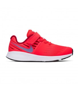 ZAPATILLAS NIKE STAR RUNNER PSV 921443-603 ROJO