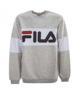 SUDADERA FILA LIGHT GREY