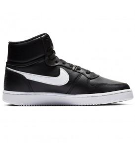 Comprar deportivas Nike Ebernon MID W AQ1778-001 de color negro para mujer al mejor precio en tu tienda de deportes online chemasport.es