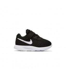 Comprar deportivas con cierre de velcro para niños Nike Tanjun TDV 818383-011 de color negro al mejor precio en tu tienda de deportes online chemasport.es