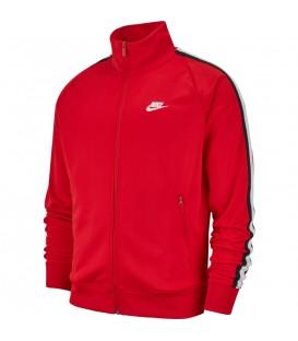 Comprar chaqueta de Nike para hombre Nike Sportswear N98 AR2244-657 de color rojo al mejor precio en chemasport.es
