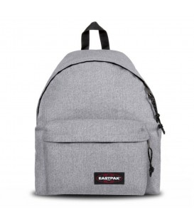 Comprar mochila para colegio Eastpak Padded Pak'r EK620363 de color gris al mejor precio en chemasport.es