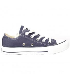 Comprar deportivas unisex para hombre y mujer Converse All Star OX M9697C de color azul marino al mejor precio en chemasport.es