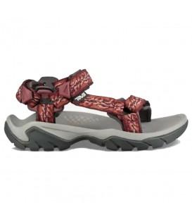 Sandalias de trekking unisex Teva Terra FI 5 Universal 1099443 de color gris al mejor precio en tu tienda de trekking online en chemasport.es